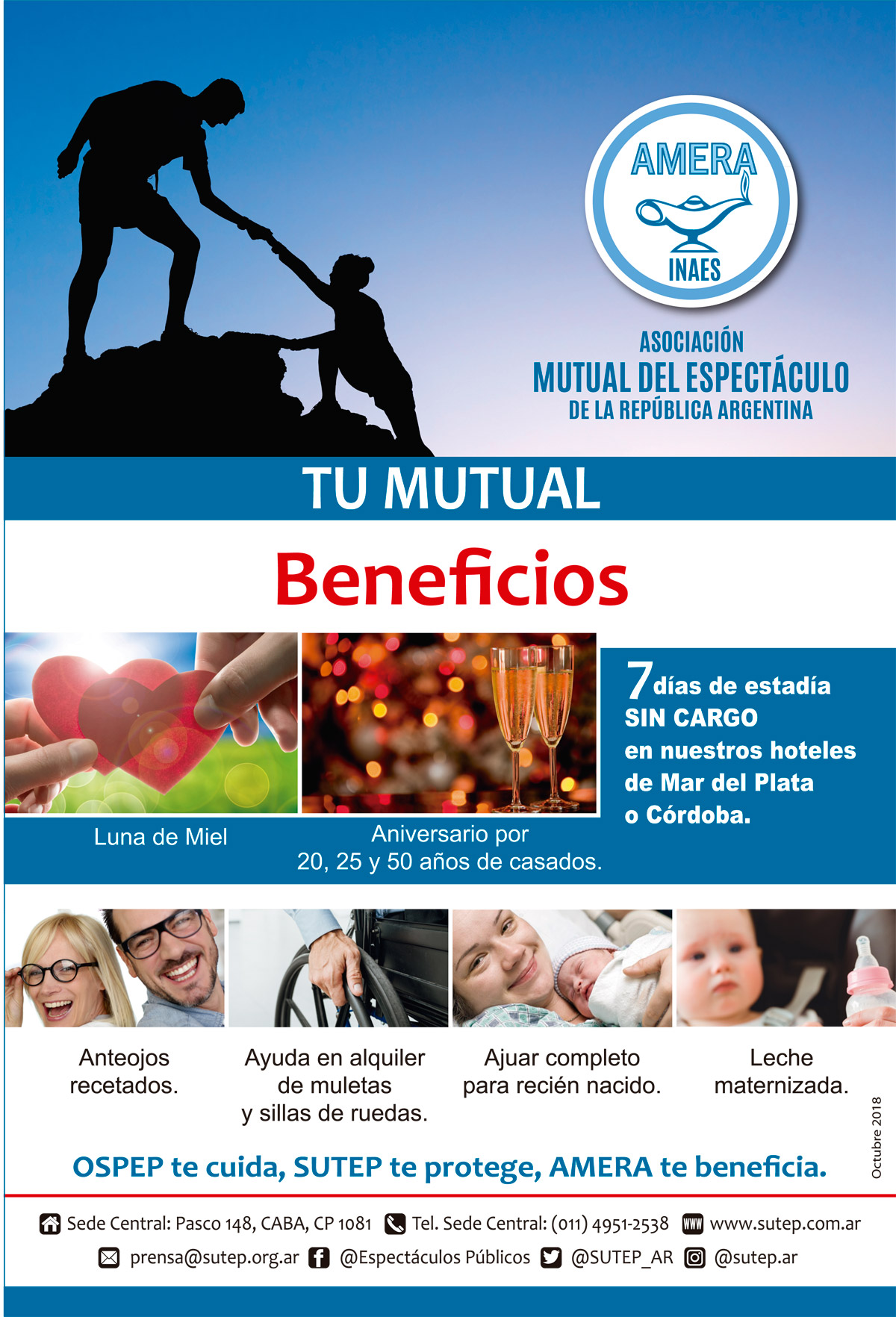 Mutual: Beneficios